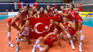 Türkiye 19 Yaş Altı Kız Voleybol Milli Takımı şampiyon oldu
