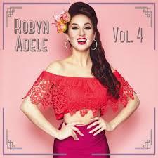 Robyn Adele Anderson - Vol. 4 (2019) [Vocal Jazz, Jazz-Pop]; mp3 ...