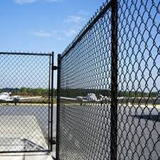 China50mm Diamond Size Pvc Coated Chain Link Fence Popular In The Us On Global Sources