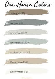 our neutral paint color scheme