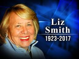 Liz Smith, syndicated gossip columnist, dies at 94 | WWAY TV