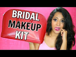 bridal makeup kit makeup essentials