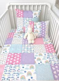 baby quilt baby blanket nursery decor