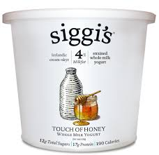 siggi s icelandic yogurt honey whole