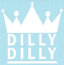 Dilly Dilly Funny Car Truck Suv Vinyl Sticker Decal Ebay