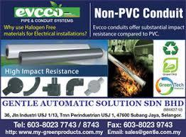 Evcco Halogen Free Co<em></em>nduit | Technology | News | INFOTODAY SDN BHD