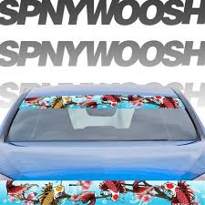 Window Banners Spinnywhoosh Graphics
