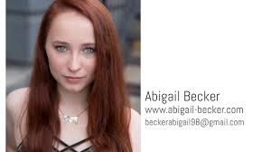 Abigail Becker Reel 2020 - YouTube