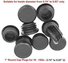 End Caps For Fitness Equipment 2 Square Steel Fence Post Pipe Tube Cover Insert 2 Inch End Cap 2x2 Black Plastic Tubing Plug 10 14 Ga Pack Of 100 Biscuits Plugs