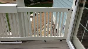 Sliding Gate For Deck Materials From Lowe S Youtube