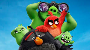 The Angry Birds Movie 2 -