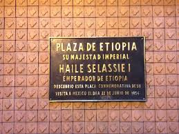 """ፕላዛ ሜክሲኮ"""" """"La plaza México en Etiopía""""... - Historia con polar   Facebook"""