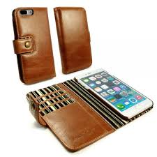 genuine leather wallet case cover