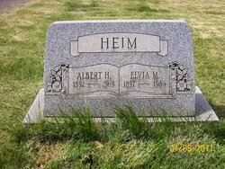 Elvia M. Smith Heim (1897-1988) - Find A Grave Memorial
