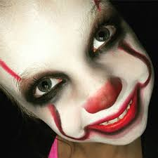 it pennywise makeup tutorial for