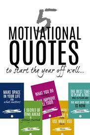 motivational quotes that will kick start your new year
