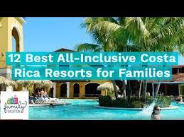kid friendly all inclusive resorts