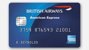 collecting avios with credit cards