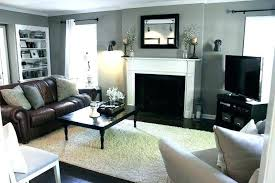 astonishing black couch grey walls