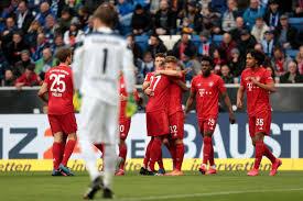 Three observations from Bayern's 6-0 thrashing of Hoffenheim ...