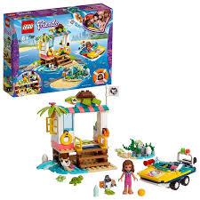 Trạm Giải Cứu Rùa Biển LEGO 41376 chỉ 499.000₫