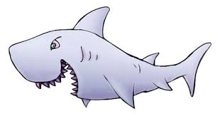 Image result for free shark clipart