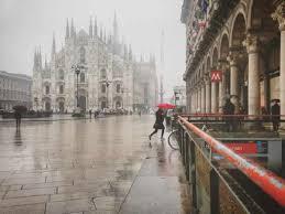 METEO MILANO: imminente arrivo della pioggia, vediamo le ...