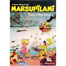 Truyện tranh - Marsupilami tập 7 - Vàng ở Boavista
