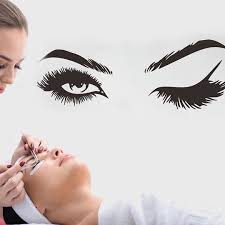 Salon Poster Shop Eyelash Extension Posters At Glad Girl Gladgirl