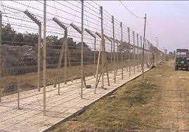 India Pakistan Border Fence