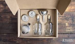 make your own gin homemade gin kit