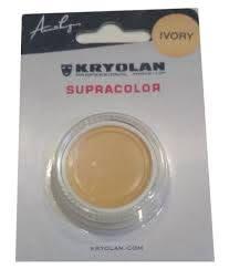 kryolan makeup base ivory shade liquid