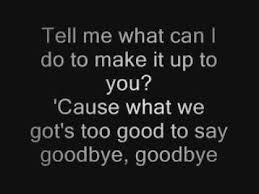 bruno mars too good to say goodbye lyrics bruno mars too good