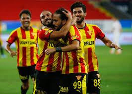 Göztepe - Sivasspor maçı