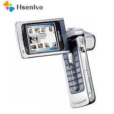 Original Nokia N90 Mobile Cell Phone 2 ...