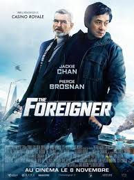 The Foreigner - new clip and poster -> https://teaser-trailer.com/movie/the- foreigner/ #TheForeigner #P… | Jackie chan movies, Full movies online free,  Jackie chan