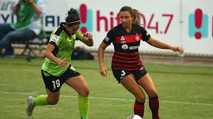 Wanderers enjoying being Staabed in the back - FTBL | The home of football  in Australia - The Women's Game - Australia's Home of Women's Sport News