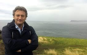 Fergal Keane, Michael Longley and Darina Allen at Bangor's Aspects book  fest - The Irish News