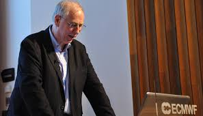 Farewell to ECMWF scientist Adrian Simmons | Copernicus