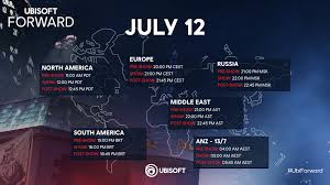 Ubisoft Forward 2020 start time: How to watch the reveal event livestream