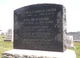 Adeline Scott Grubb (1836-1912) - Find A Grave Memorial