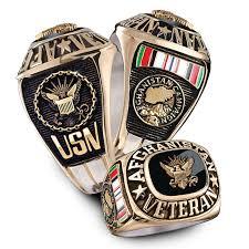 afghanistan veteran service ring