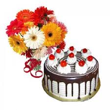 gifts to ahmedabad cakes
