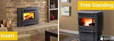 pellet stove vs wood stove which
