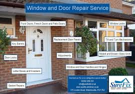 upvc window and door repair hampshire