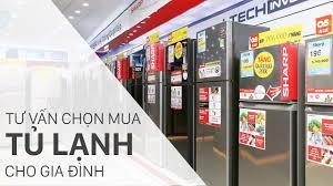 Tư vấn chọn mua tủ lạnh cho gia đình • Điện máy XANH - YouTube