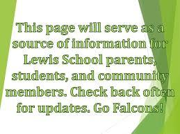 Addie R. Lewis School - Home   Facebook