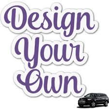 Custom Graphic Car Decals Design Preview Online Youcustomizeit