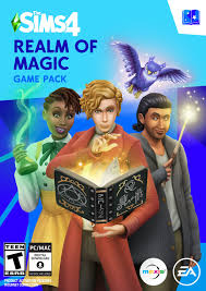 keygen the sims 4 realm of magic serial