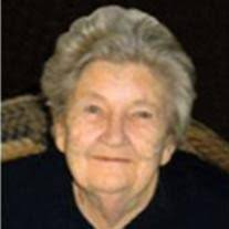 Iva May Green Obituary - Visitation & Funeral Information